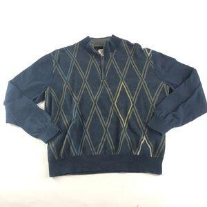 Cutter & Buck 1/4 Zip Pullover Shirt